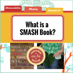 What is a SMASH Book? Share about smashbooking and its differences from scrapbooking.