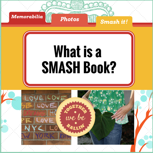 what is a smash book � everythingaboutscrapbookingcom