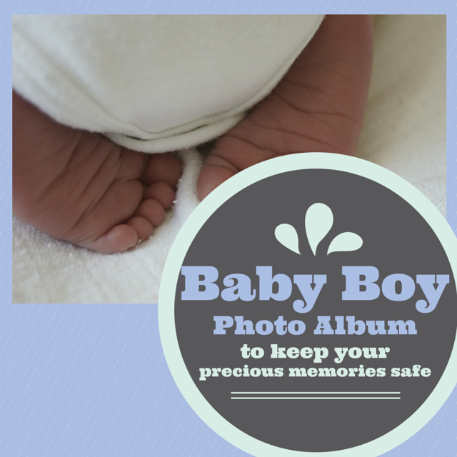 A baby boy photo album helps parents to keep precious memories of their little one safe. A collection of cute photo albums to choose from.
